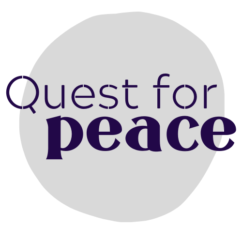 Quest for Peace logo